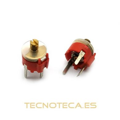 Condensadores ajustables de 1.8pF a 27pf