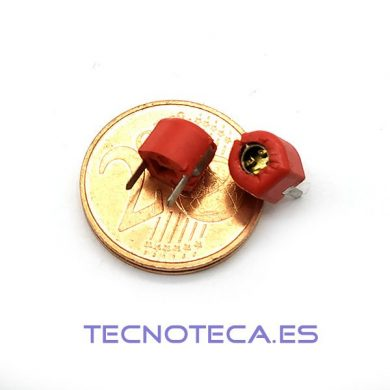 Condensadores ajustables de 0pF a 20pf