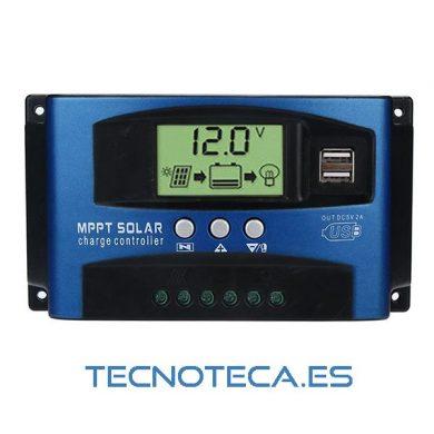 Regulador SOLAR 60A