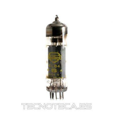 Valvula electronica de vacio EL84