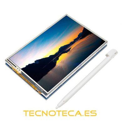 SHIELD PANTALLA LCD ARDUINO