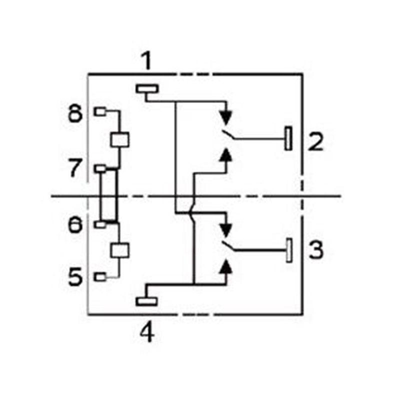 RELE OMRON G8ND-2UK-12VDC