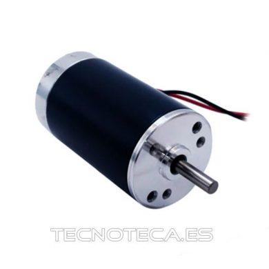 motor de voltaje continuo