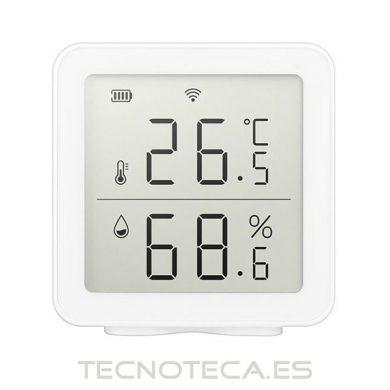 medidor temperatura humedad; WIFI