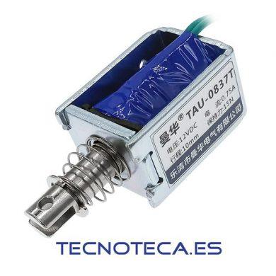 electroiman de 12 voltios