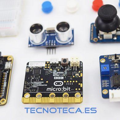 STARTET KIT DE MICROBIT V1.5