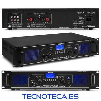 ETAPA DE POTENCIA DE AUDIO DIGITAL CLASE D