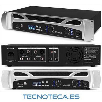 ETAPA DE POTENCIA CON Bluetooth