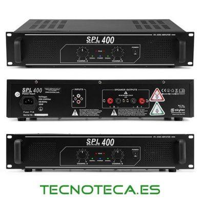 Etapa de potencia SPL400