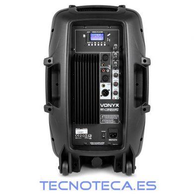 Altavoz activo con Bluetooth
