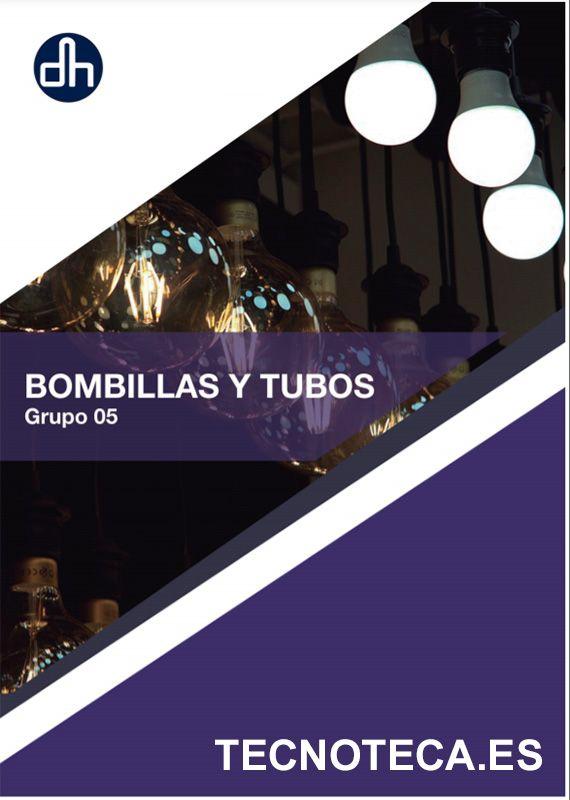 CATALOGO DE BOMBILLAS