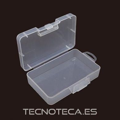 Caja para almacenamiento de componentes