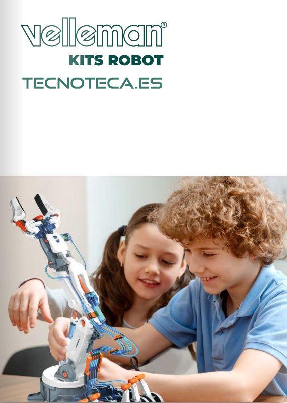 Catalogo de kits y robots
