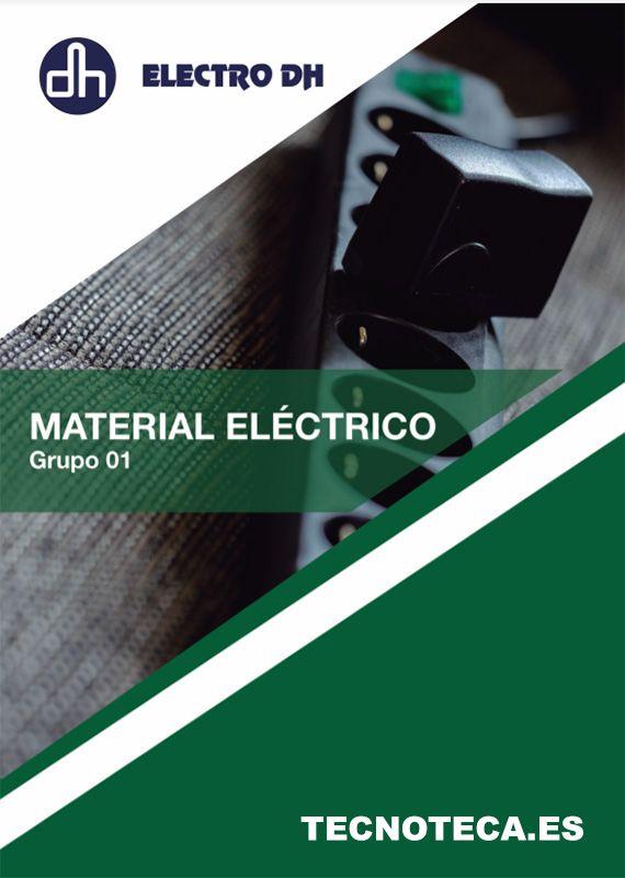 VATALOGO DE MATERIAL ELECTRICO