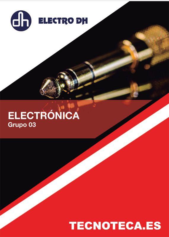CATALOGO DE ELECTRONICA DE DH