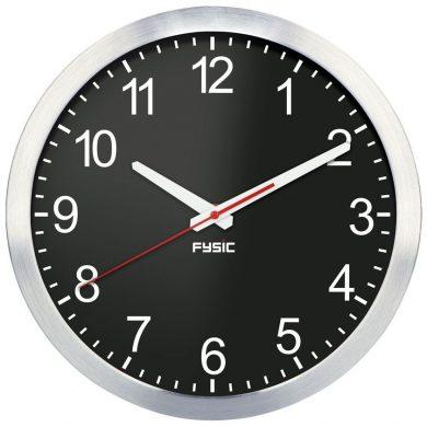 Reloj clásico cuarzo con agujas extra grandes